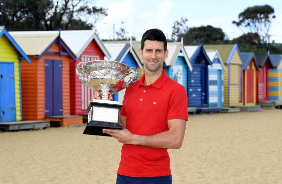 Novak Đoković Australian Open 2021. Novak Djoković