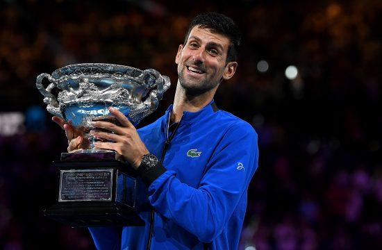 Novak Đoković Australian Open 2019. Novak Djoković