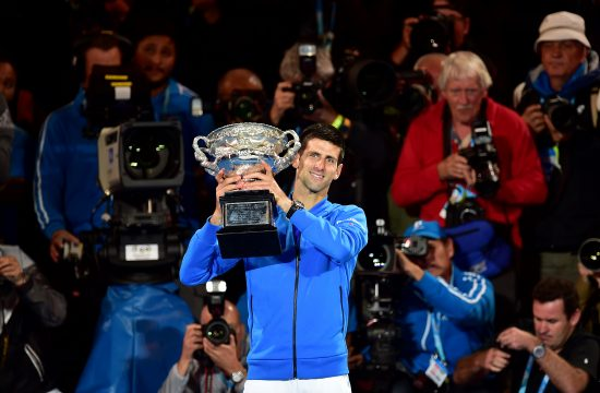 Novak Đoković Australian Open 2015. Novak Djoković