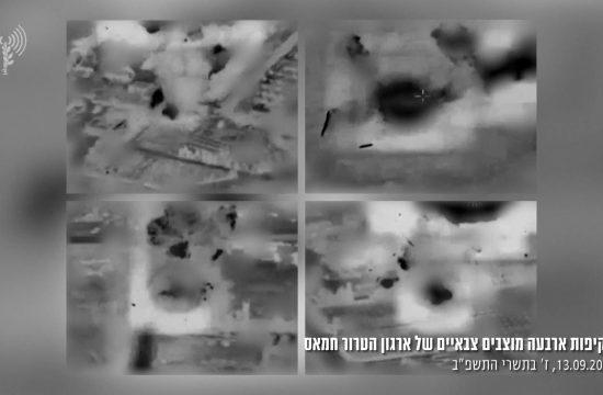 Izrael napao Gazu