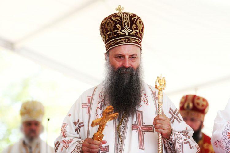 Patrijarh srpski gospodin Porfirije