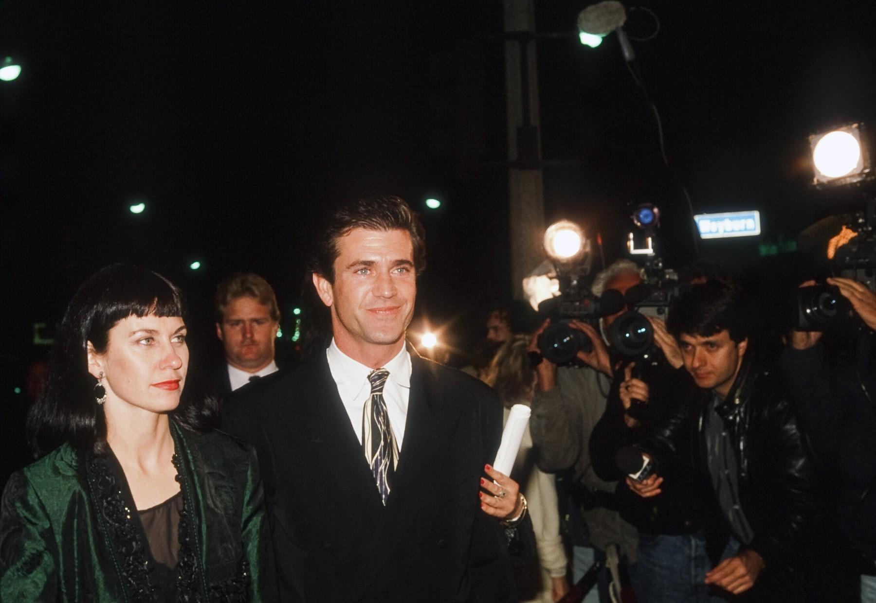 Mel Gibson i Robin Mur