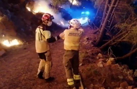 Požari Španija