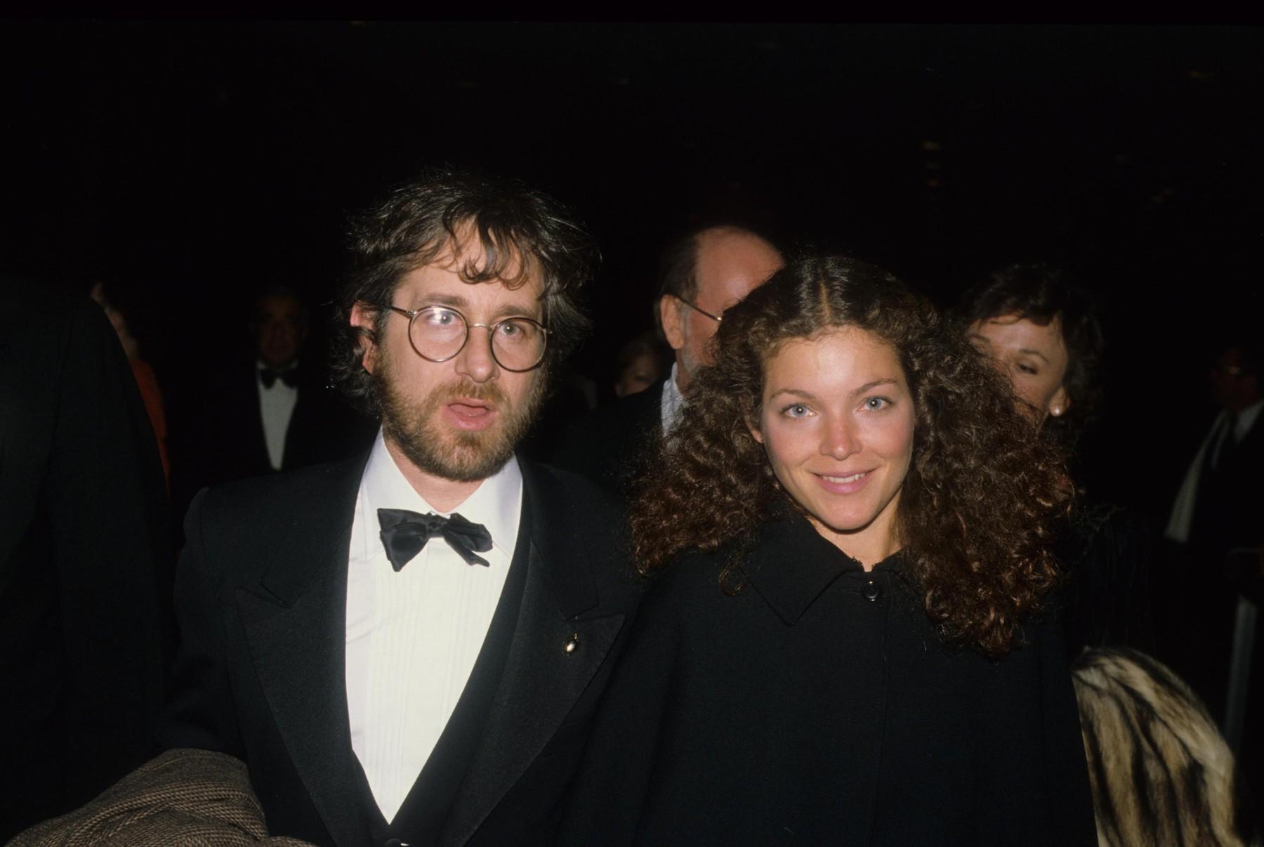 Stiven Spilberg i Ejmi Irving