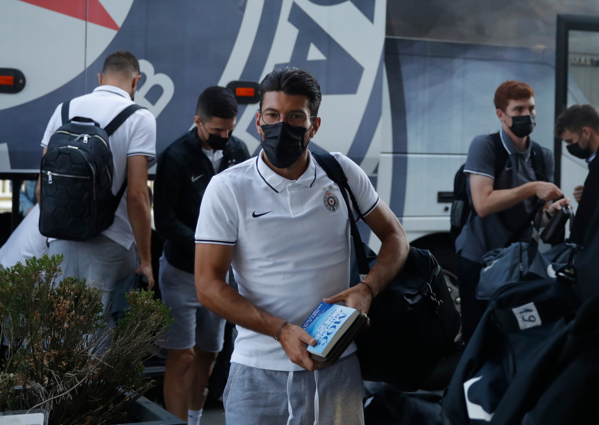 FK Partizan aerodrom
