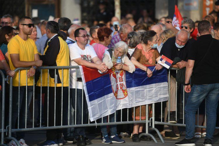 Dan srpskog jedinstva, slobode i nacionalne zastave