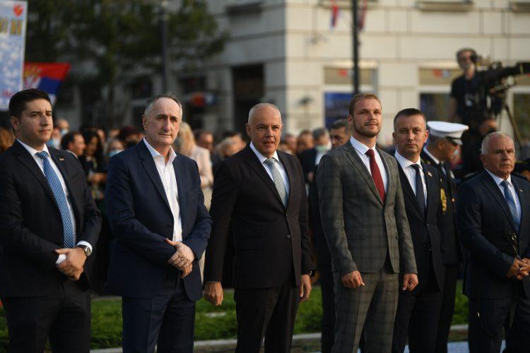 Zoran Radojičić, Draško Stanivuković Dan srpskog jedinstva, slobode i nacionalne zastave