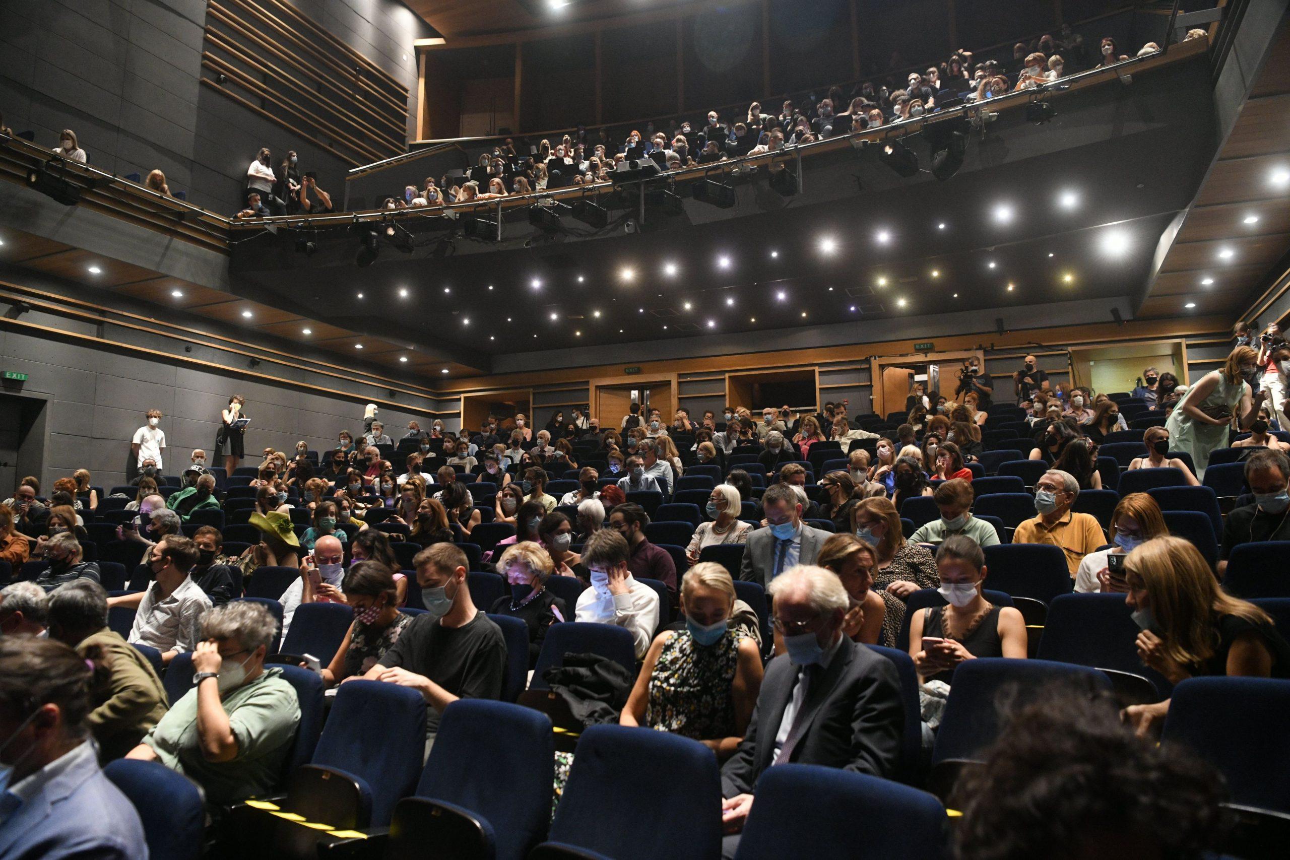 Otvaranje Bitefa u Jugoslovenskom dramskom pozorištu, JDP, Jugoslovensko dramsko pozorište