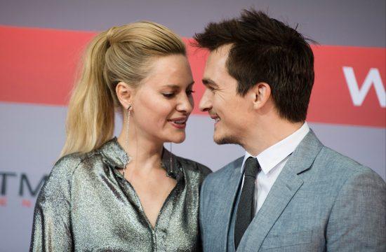 Ejmi Malins i Rupert Frend Aimee Mullins Rupert Friend