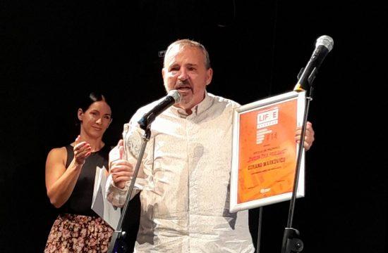Goran Marković, Leskovac, filmski festival, Leskovački internacionalni festival filmske režije