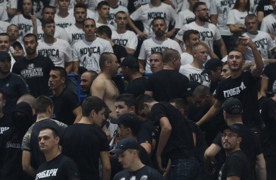 KK Partizan, KK Efes