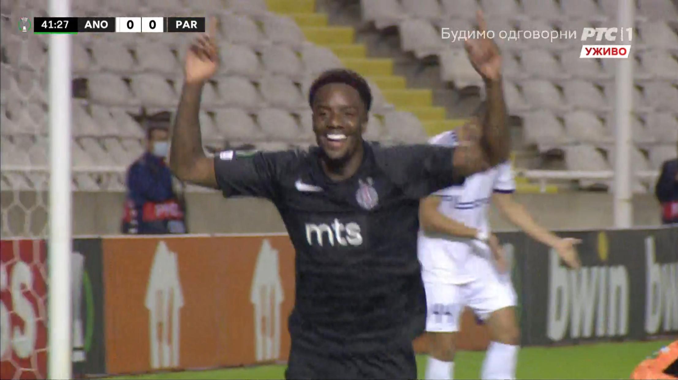 FK Partizan, Kvinsi Menig