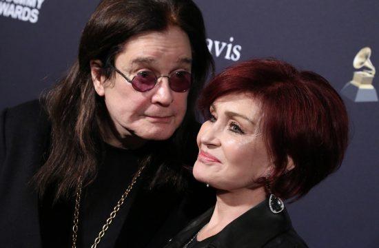 Ozzy Osbourne and Sharon Osbourne Ozi i Šeron Ozborn