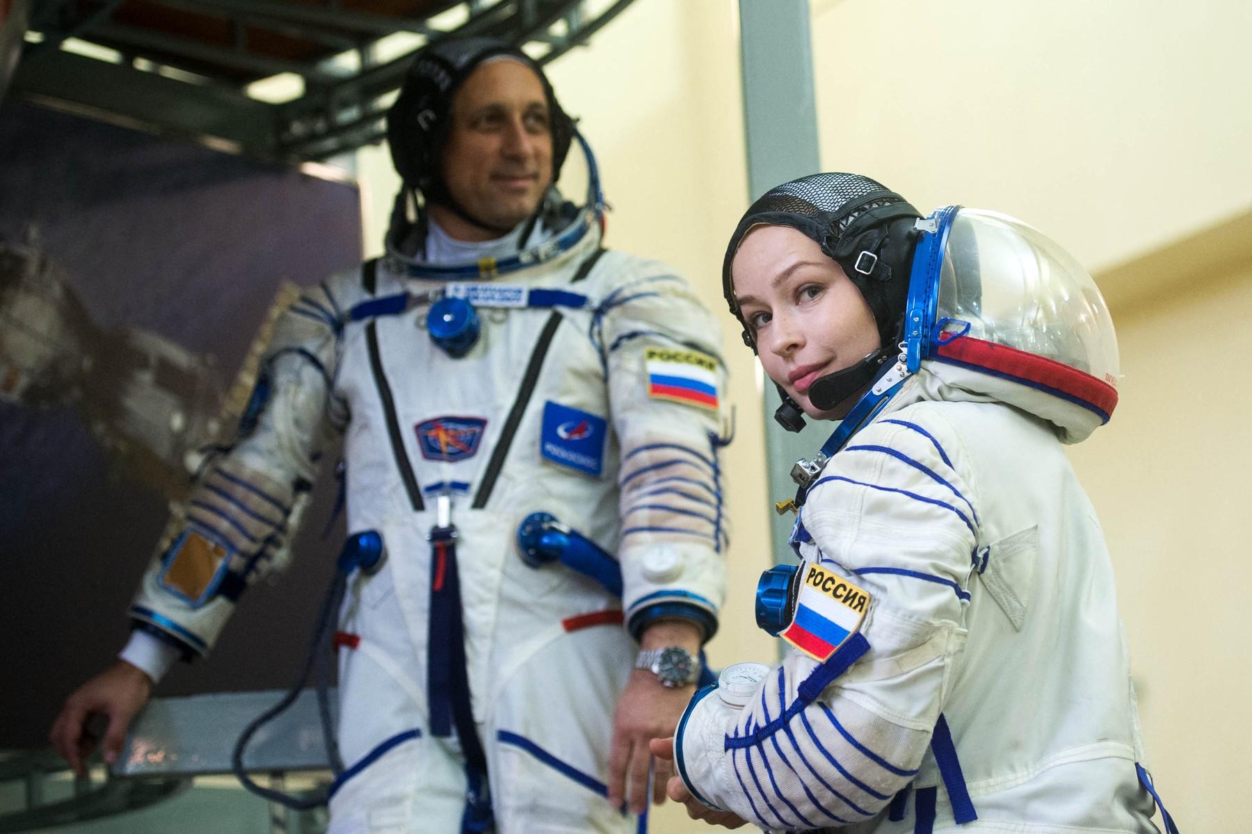 Rusija, snimanje, film, prvi film u svemiru, svemir