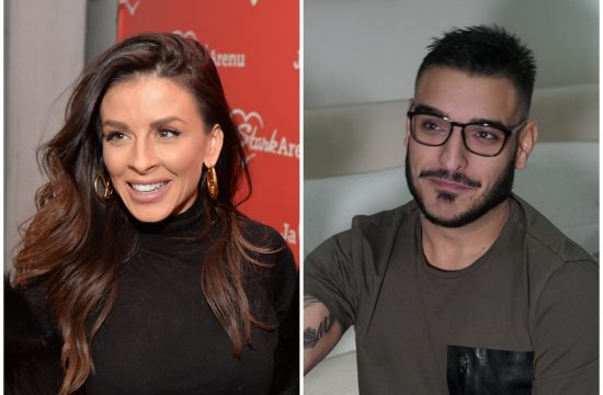 Ana Sević i Darko Lazić