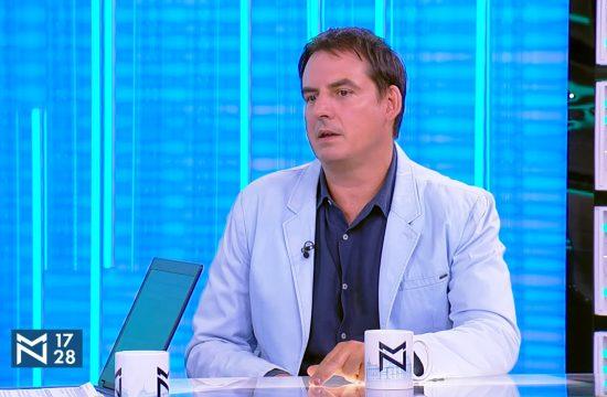Zoran Kesić, emisija Među nama, Medju nama Nova S