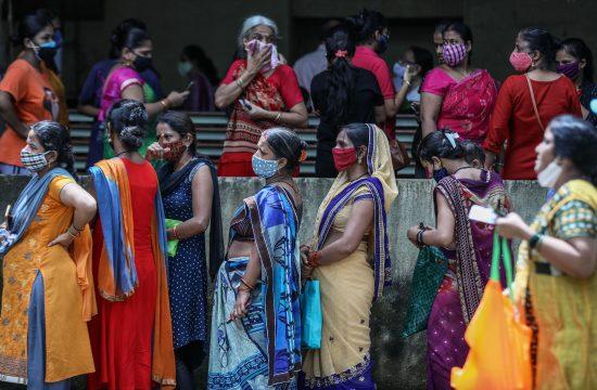 India, Indija, vakcina, vakcinacija