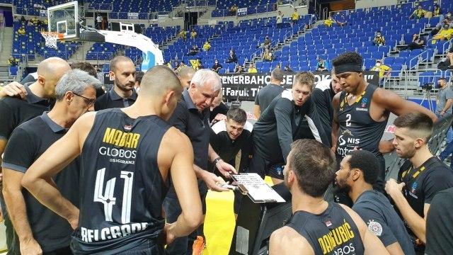 Foto: KK Partizan