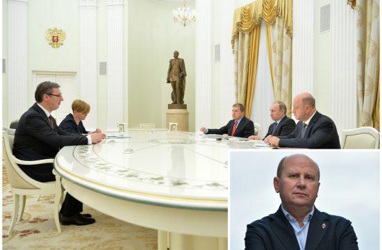 Mlađan Đorđević, Mladjan Djordjević, Aleksandar Vučić, Aleksandar Babakov, Vladimir Putin