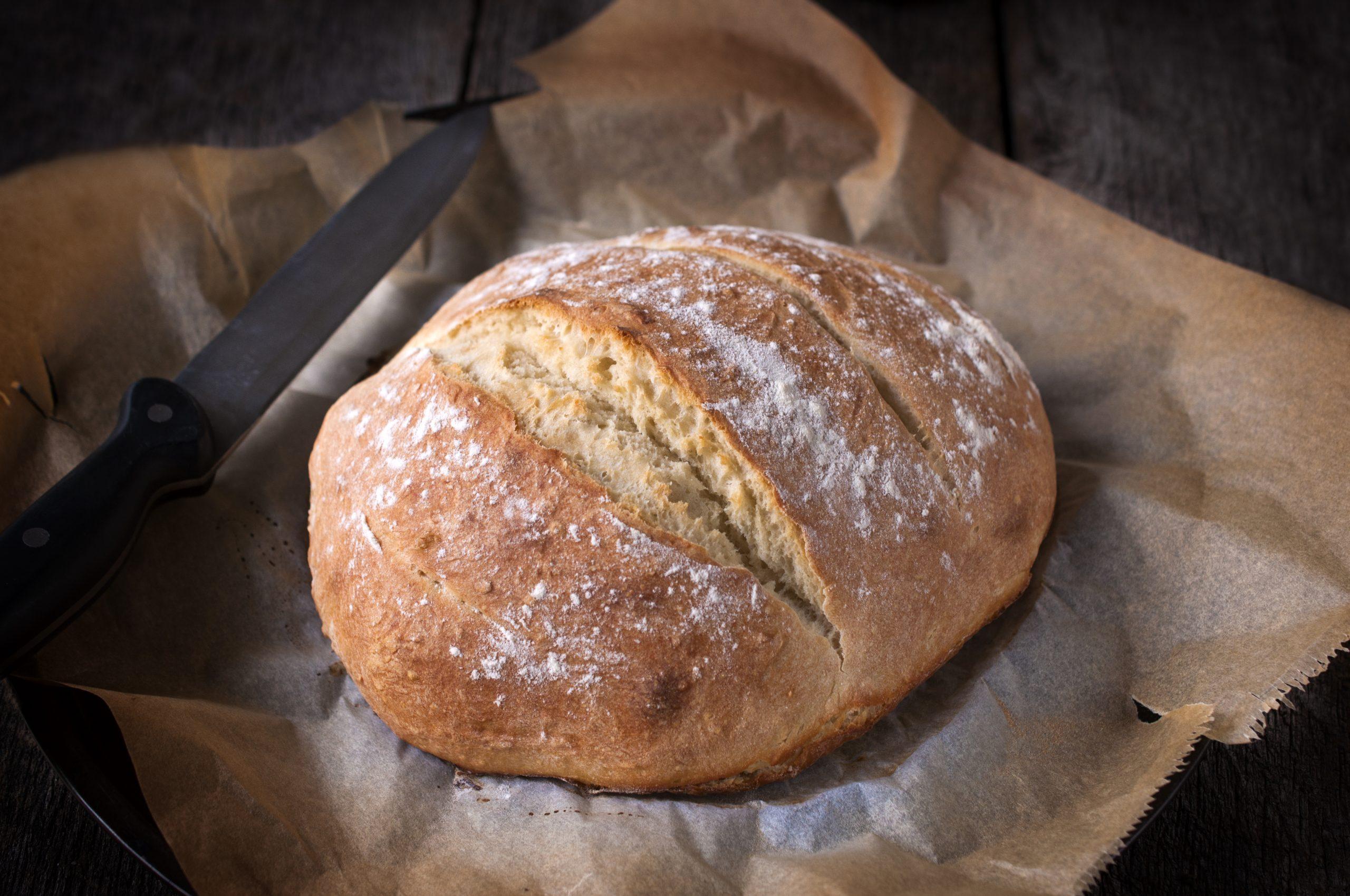 Domaći hleb Majstor amater, recept dana