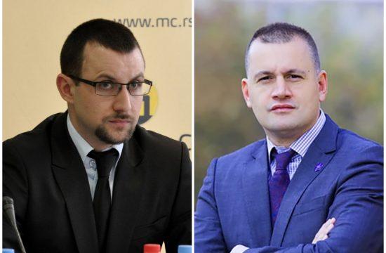 Lazar Lazović i Nenad Stefanović