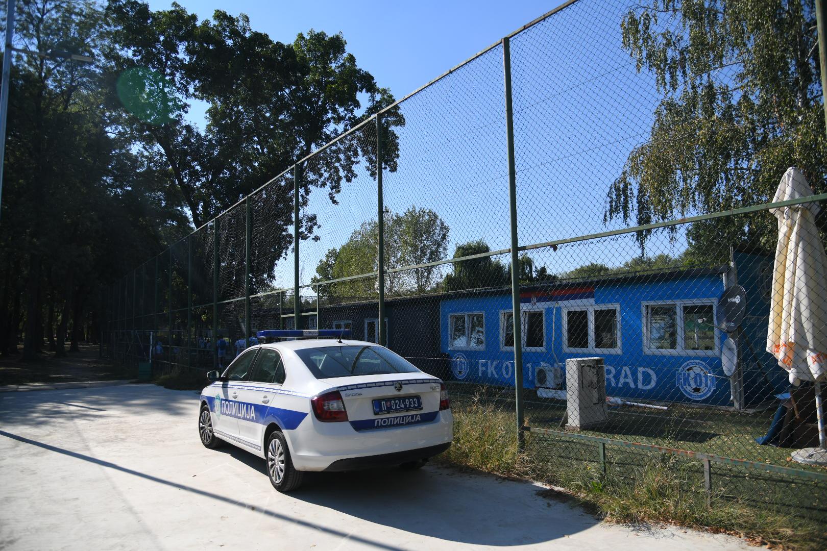 Ada Ciganlija, fudbal, fk 011 Beograd, fudbalski klub, preminuo dečak, umro dečak, utakmica