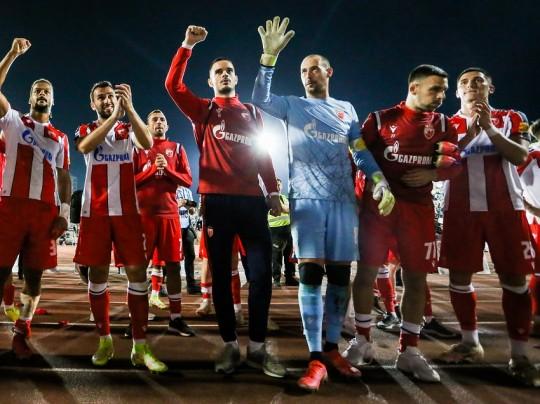 Foto: FK Crvena zvezda