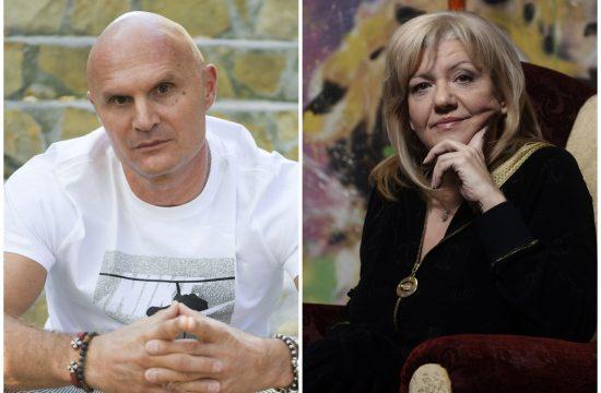 Aleksandar Milić Mili i Marina Tucaković