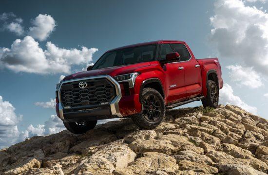 Tundra, pickup, auto, automobil Toyota