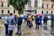 Kragujevac Protest advokata u Kragujevcu, advokati