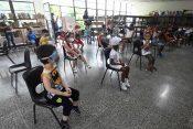 Vakcinacija dece na Kubi