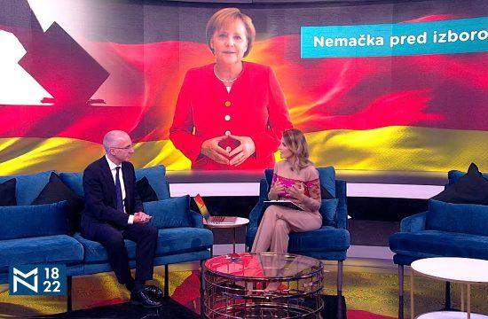 Nemačka pred izborom - gost Tomas Šib