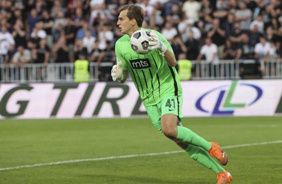 Aleksandar Popović produžio ugovor s Partizanom