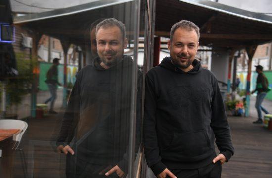 Vojkan Arsić, glumac, intervju, Reflektor teatar