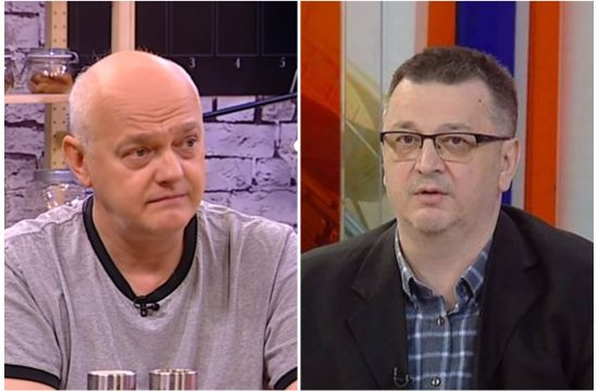 Nenad Nenadović, Žarko Jokanović