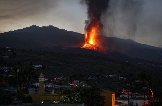 Španija vulkan