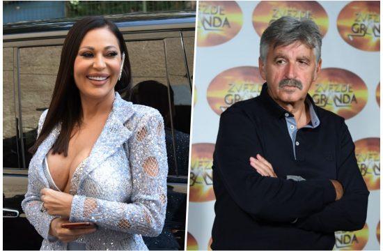 Ceca Ražnatović i Dragan Stojković Bosanac