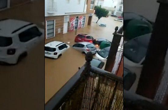Poplave u Španiji