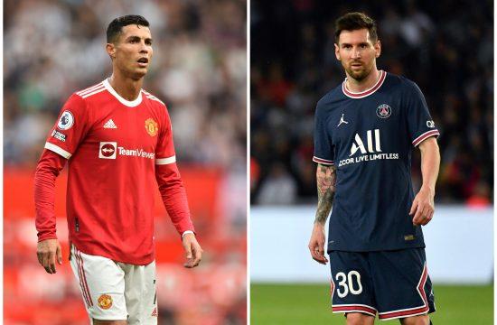 Kristijano Ronaldoi Lajnol Mesi, Cristiano Ronaldo, Lionel Messi