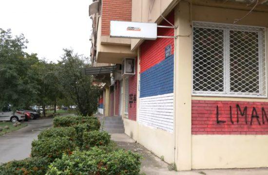 Liman, Novi Sad, srpska trobojka na limanski način, emisija Među nama, Medju nama Nova S