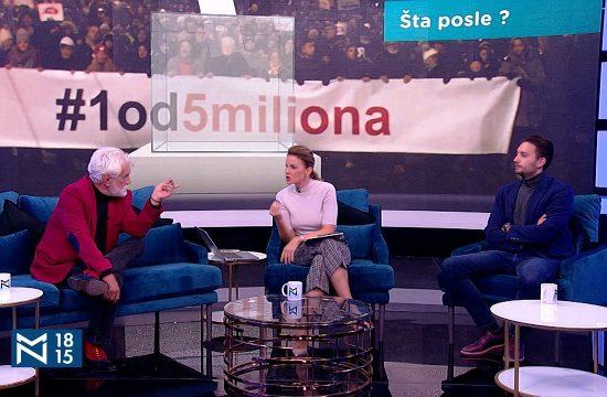Šta posle? - gosti Zoran Stoiljković I Pavle Grbović