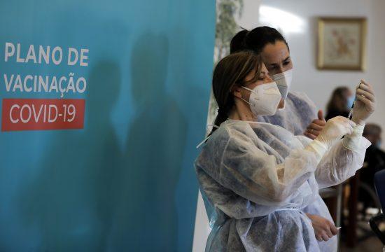 Portugal vakcinacija,
