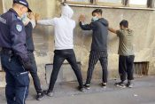Beograd, migranti, ilegalni migranti, hapšenje, policija