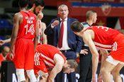 Crvena Zvezda v Barcelona-Euroleague 2020/21