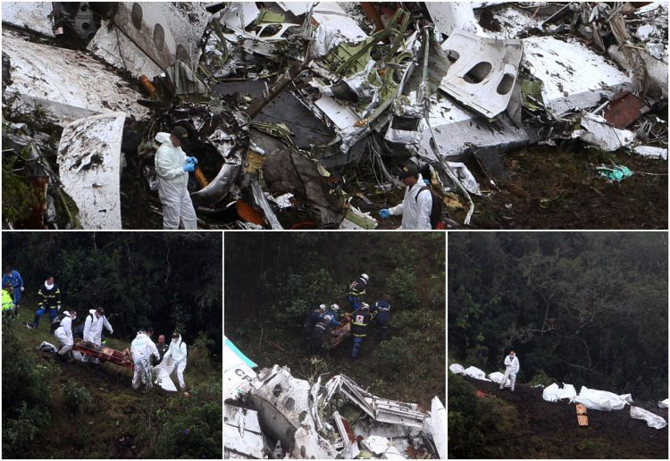 Šakopoense FK avion nesreća tragedija