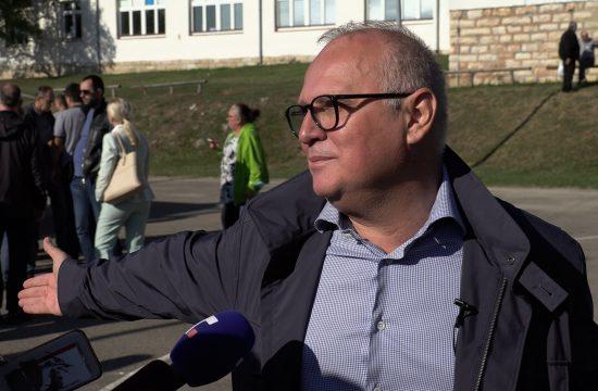 Pokretna Kancelarija Gorana Vesića