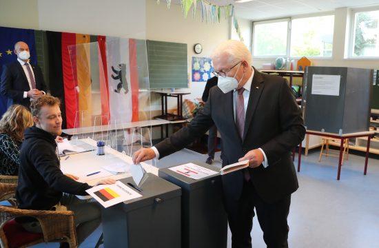 Frank Valter Štajnmajer Nemačka izbori