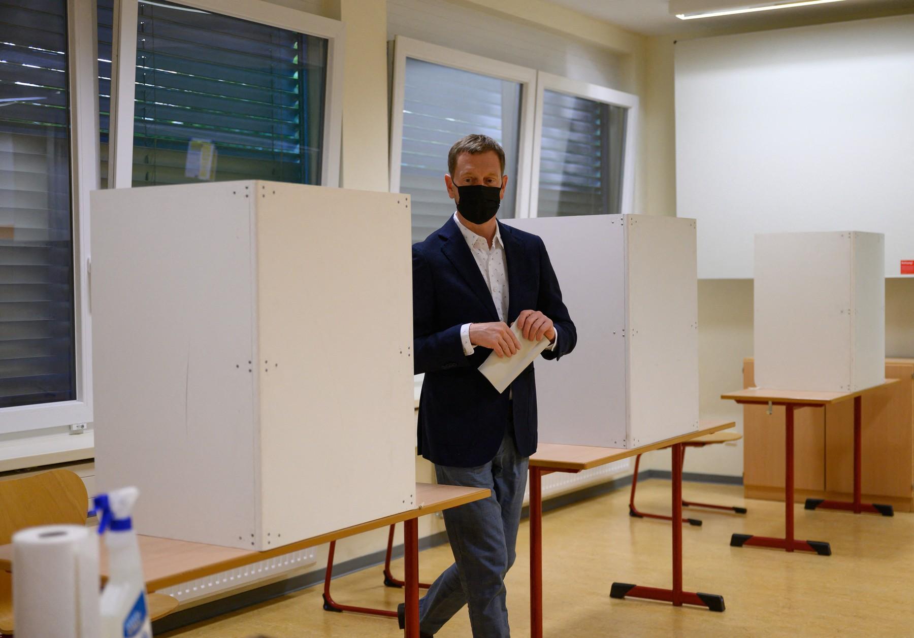 Mihael Krečmer Nemačka izbori