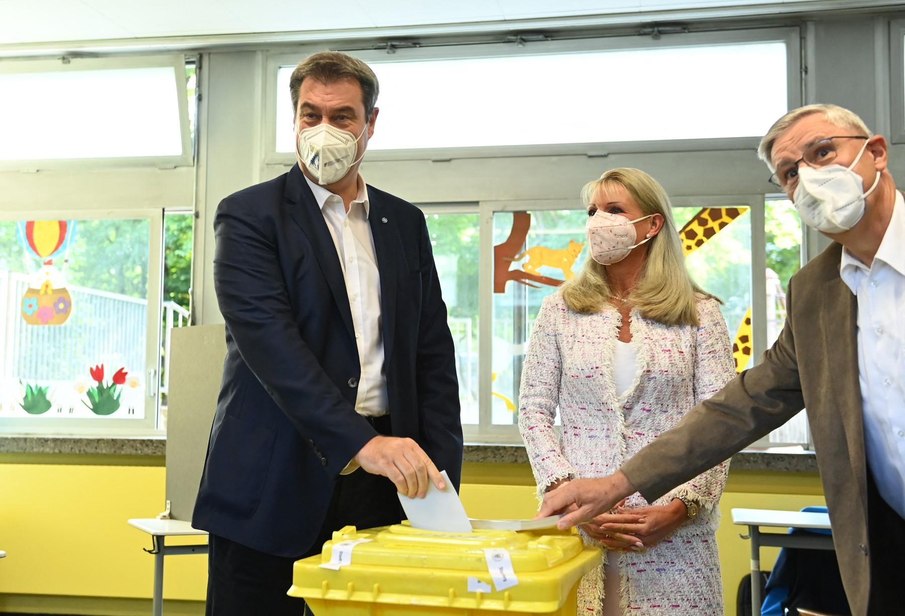 Markus Zeder Nemačka izbori