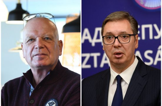 Milan St. Protić i Aleksandar Vučić